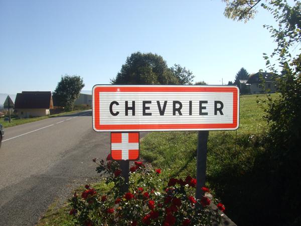 CHEVRIER